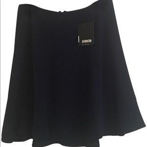 Navy Reformation Skirt